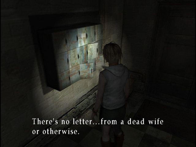 Прохождение игры silent hill 2- Silent Hill 2 чит коды (читы), прохождение,