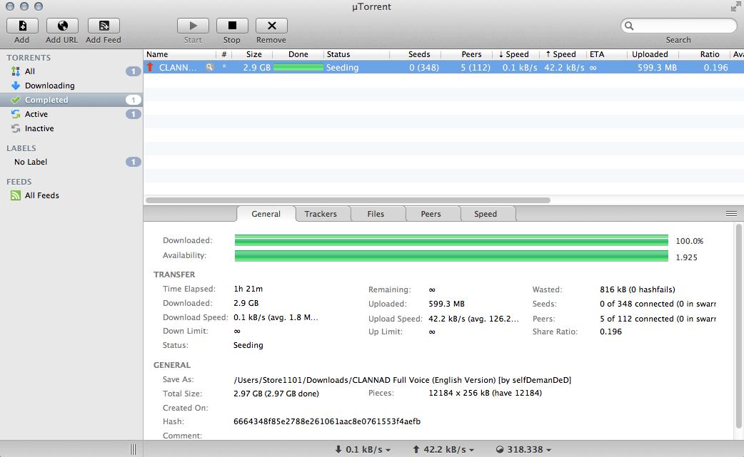 How To Speed Up uTorrent Downloads - Ubergizmo