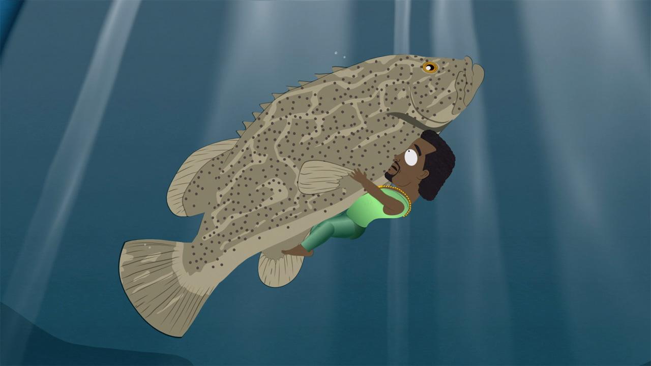 Kanye West Still Perplexed By Fish Sticks Joke On South.