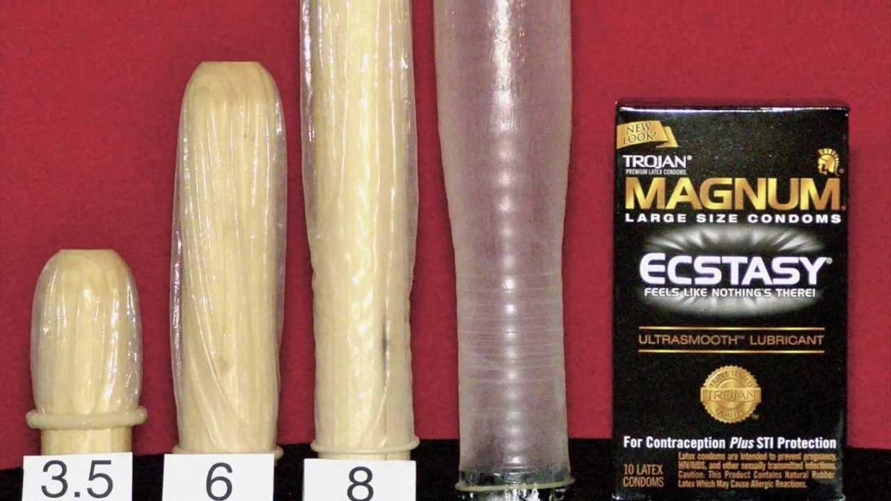 Magnum condom versus lifestyle condom