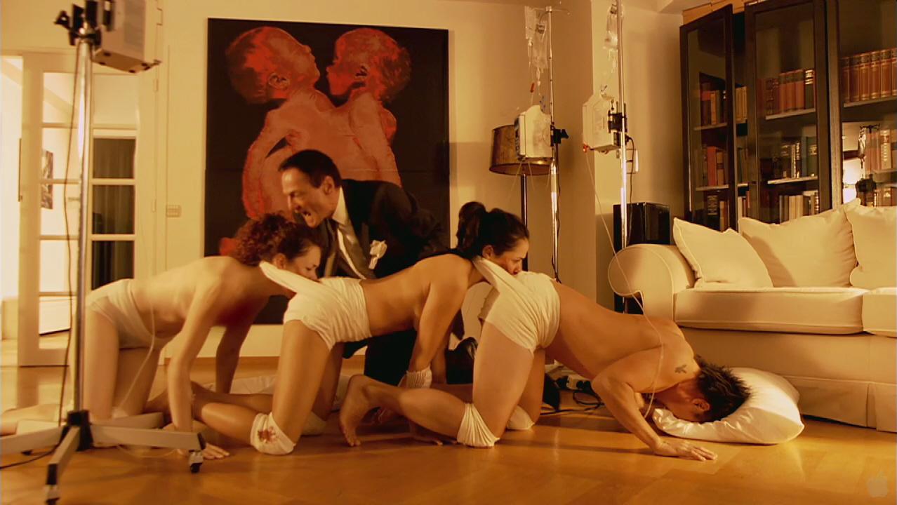 Human centipede xxx softcore film