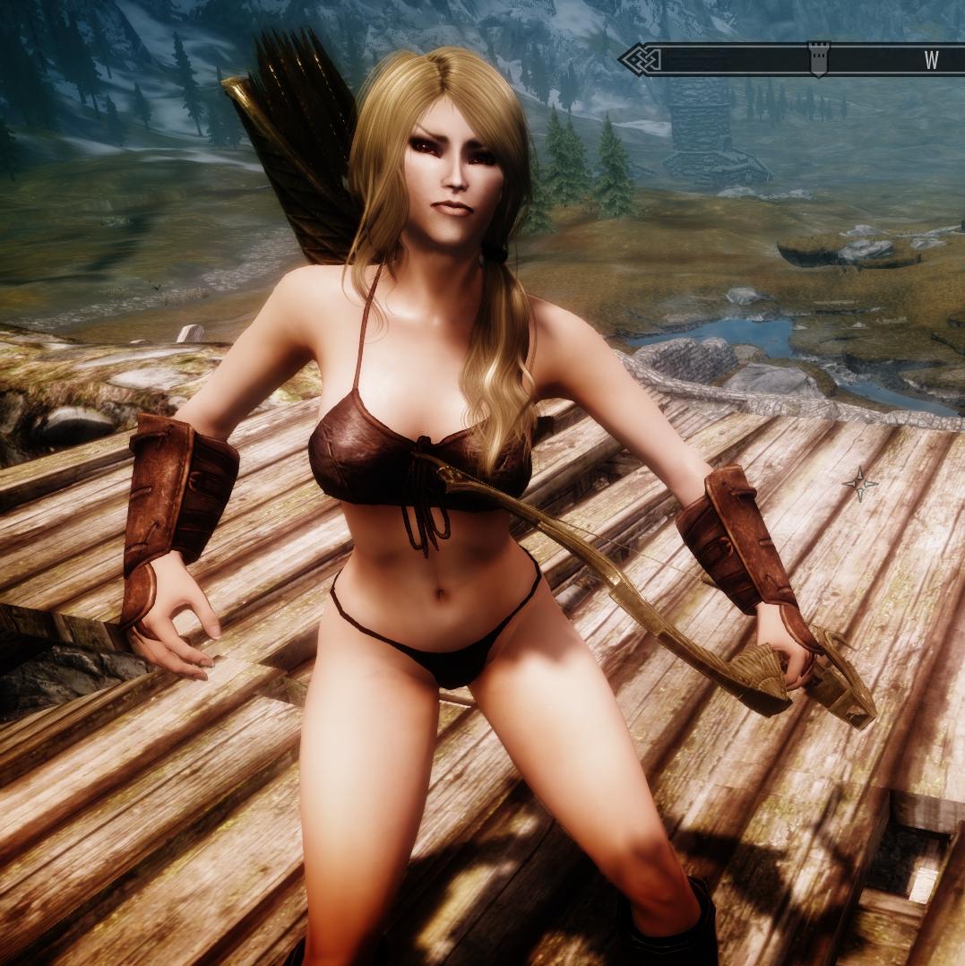 Skyrim naked pic elfs sexy gallery