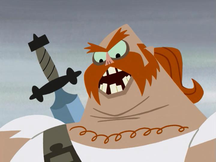 Resultado de imagen de samurai jack the scottish