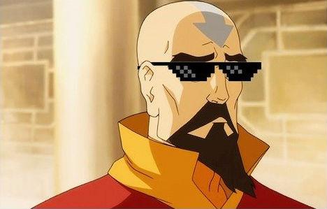 Like A Boss Sunglasses Gif