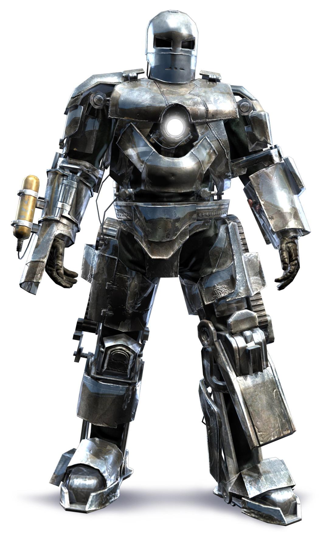 dieselpunk ironman www